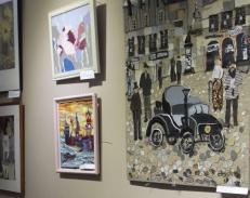 V Открытый городской фестиваль по декоративно-прикладному искусству «Краски на стекле»